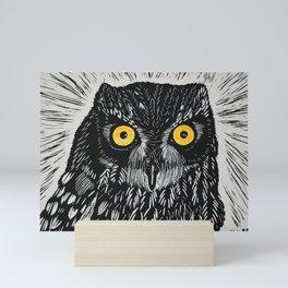 Wide Awake Mini Art Print