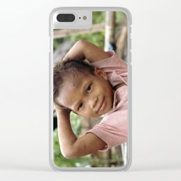 Is That What You Reckon? Clear iPhone Case