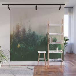Fractions A71 Wall Mural