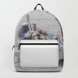 Row, Jersey Shore Backpack