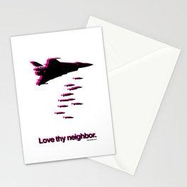 Love thy Neighbor. Stationery Cards