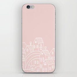 The Town iPhone Skin