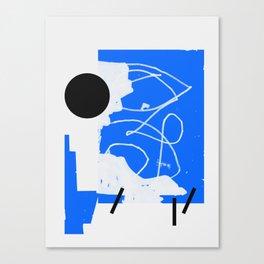 Tulpak #2 Canvas Print