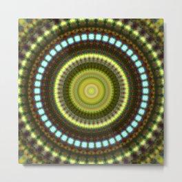 Celestial Cymatics Metal Print