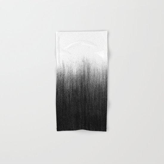 Charcoal Ombré Hand & Bath Towel