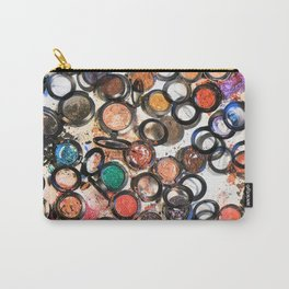 Eyeshadows Carry-All Pouch