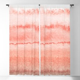 WITHIN THE TIDES CORAL DAWN Blackout Curtain