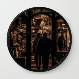 The Lightshop Wall Clock