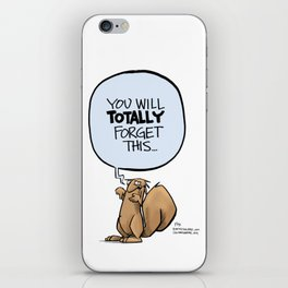 You'll totally forget iPhone Skin