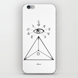 Freemasonry iPhone Skin