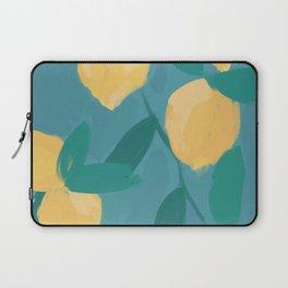 The Pastel Lemon View Laptop Sleeve