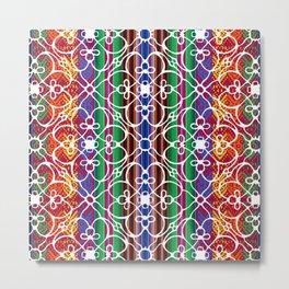 Mariposa Inka Metal Print