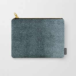Grey Green Mist Carry-All Pouch