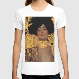 JUDITH AND THE HEAD OF HOLOFERNES - GUSTAV KLIMT T-shirt
