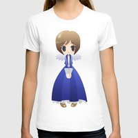 bioshock infinite T-shirts featuring Bioshock Infinite - Elizabeth Angel by Choco-Minto