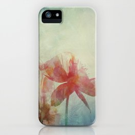 Kissed by the Summer Sun iPhone Case