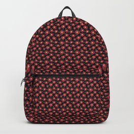 Blossom Crosshatch Backpack