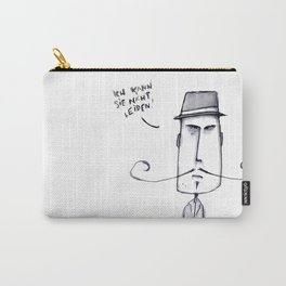 i do not like you Carry-All Pouch