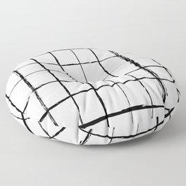Chicken Scratch #619 Floor Pillow