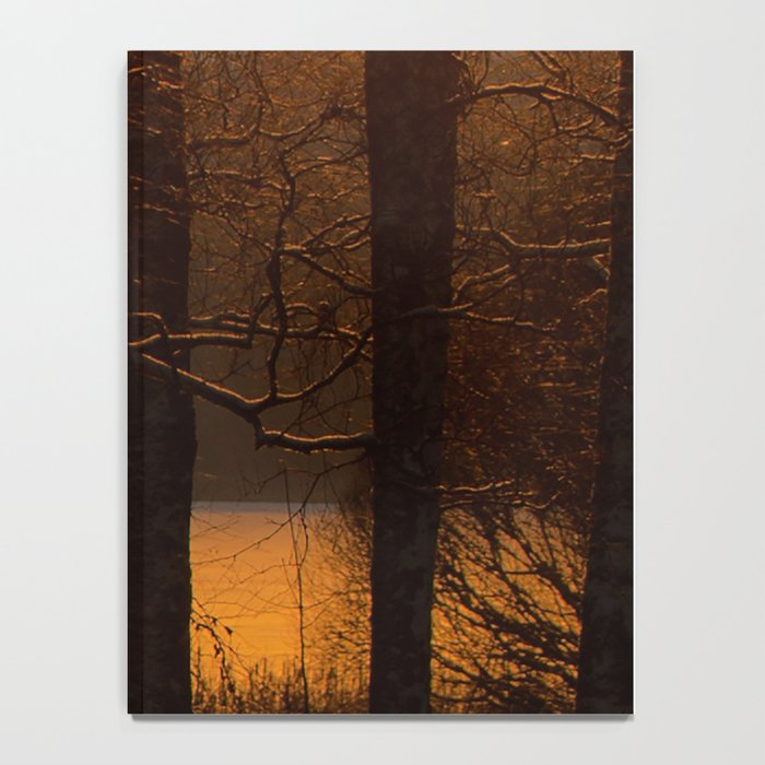 The sun has risen #decor #buyart #society6 Notebook
