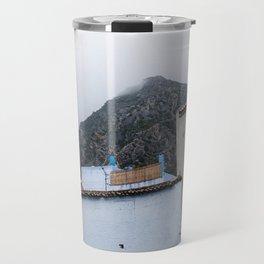 Chefchaouen Travel Mug