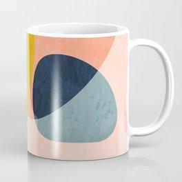 pink shape Coffee Mug