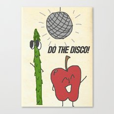 Do the Disco! Canvas Print