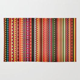 Bulgarian Rhapsody Pattern Rug