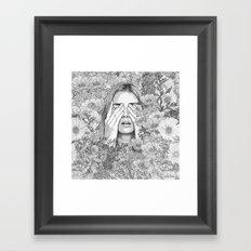 It's Alright Framed Art Print