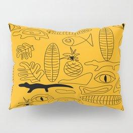 Crocodile Dream Pillow Sham