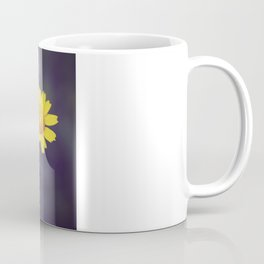 Miss Yellow Daisy Coffee Mug