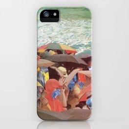 Face Paint iPhone Case