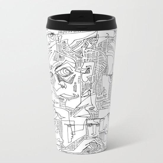 Hooligans Metal Travel Mug