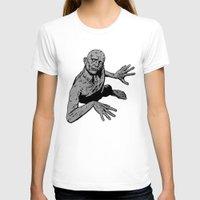stone T-shirts featuring Stone by Matthew Dunn