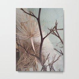 Agapanthus bouquet Metal Print