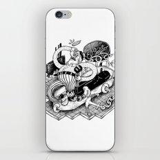 Gasfiter Galaz! iPhone & iPod Skin