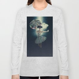 Columbina moonlight Long Sleeve T-shirt