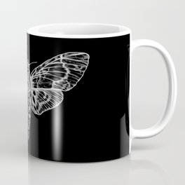The Moth Coffee Mug