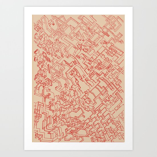 1.14 r&br Art Print