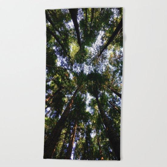 illuminate Beach Towel