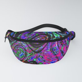 Psychedelic Universe Fanny Pack