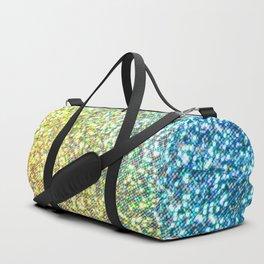 Glitter Rainbow Duffle Bag