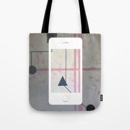 Sum Shape - iPhone graphic Tote Bag