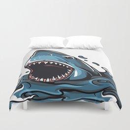 Shark Duvet Cover