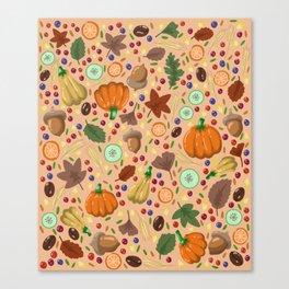 Thanksgiving #3 Canvas Print