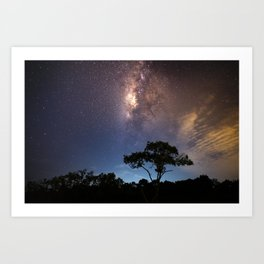 Magnificent Sky Art Print