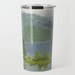 Found Tapestry Travel Mug