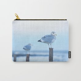 Seagulls Sunset Carry-All Pouch