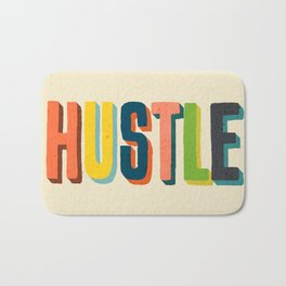 Hustle Bath Mat