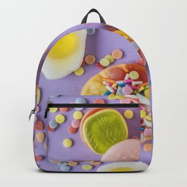 Rainbow Pastel Candy Backpack